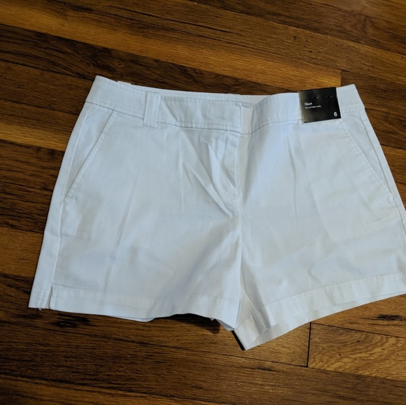 New York & Company Pants - White shorts - New York and Co